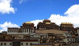 shangrila lijiang, Yunnan, Porzellan Stockfoto