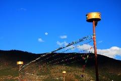 shangrila lijiang, Yunnan, Porzellan Stockbilder