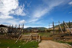 Shangrila, Yunnan, Chiny i miejsce w pobliżu, Zdjęcia Stock