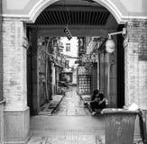 Shangxia Jiu Lu 免版税库存图片