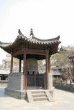 Shanhuaklooster - Datong - China Royalty-vrije Stock Fotografie