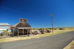 Shaniko ghost town, Oregon Stock Images