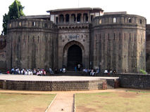 Shaniwarwada Royalty Free Stock Photography