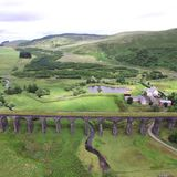 Shankend Viaduct Royalty Free Stock Photo