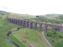 Shankend Viaduct Stock Photography