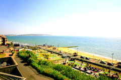 Shanklin, Isle of Wight. Royalty Free Stock Images