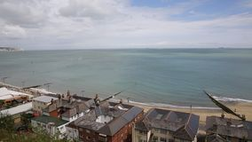Shanklin Isle of Wight PAN Royalty Free Stock Photo