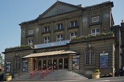 Shanklin Theatre wyspa Wight Zdjęcia Royalty Free