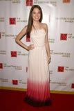 Shanna Collins στη 13η ετήσια τέχνη σκηνοθέτες Guild Awards. Beverly Hilton Hotel, Μπέβερλι Χιλς, ΠΕΡΙΠΟΥ 02-14-09 Στοκ Φωτογραφία