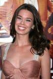 Shanna Collins que chega no HBO filmou do ?a premier de Verite? Los Angeles cinema imagem de stock royalty free