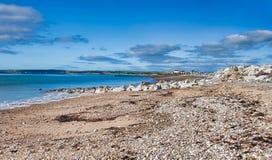 Shannagarry Beach Stock Photo