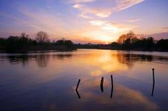 shannon реки Стоковая Фотография