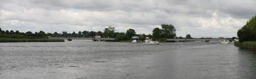 shannon реки Стоковое Изображение RF