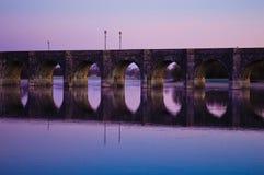 Shannon Bridge royalty-vrije stock afbeelding