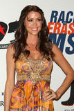 Shannon Elizabeth arrives at the 19th Annual Race to Erase MS gala. LOS ANGELES - MAY 18:  Shannon Elizabeth arrives at the 19th Annual Race to Erase MS gala at Stock Photography
