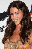 Shannon Elizabeth arrives at the 19th Annual Race to Erase MS gala. LOS ANGELES - MAY 18:  Shannon Elizabeth arrives at the 19th Annual Race to Erase MS gala at Royalty Free Stock Images