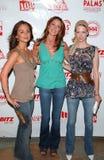 Shannon Elizabeth,January Jones,Eliza Dushku Royalty Free Stock Photos