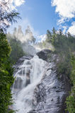 Shannon Falls Image libre de droits
