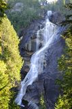 Shannon Falls Stock Photo