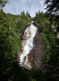 Shannon Falls in British Columbia Stock Photography