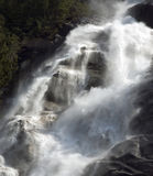 Shannon Falls, waterfa Stock Image