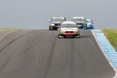 Shannons Nationals, Round 6, Phillip Island. September 9-11, 2016 Royalty Free Stock Photo