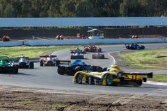 Shannonsingezetenen, om 3, Winton Motor Raceway 10-12 juni Royalty-vrije Stock Afbeelding