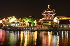 Shantang at Suzhou Stock Photo