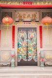 Shantou, China-octubre 21,2017: El estilo chino del edificio, imagenes de archivo