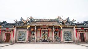 Shantou, Cina-ottobre 21,2017: Lo stile cinese della costruzione, Fotografie Stock Libere da Diritti