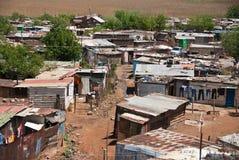 Shanty Town Immagini Stock Libere da Diritti