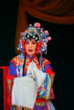shanxi οπερών χαρακτήρων Στοκ εικόνα με δικαίωμα ελεύθερης χρήσης