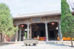 SHANXI, CHINA -  Aug 23 2015: Emperor Shun Tomb Soenic Spot. a f Stock Images