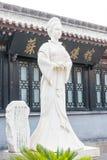 SHANXI, CHINA - 30. August 2015: Susan Statue bei Susan Prison ein Fa Lizenzfreies Stockfoto
