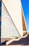 Shanxi Great theater building in the morning Royalty Free Stock Photo