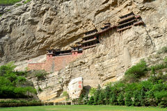 Shanxi Monastery Royalty Free Stock Images