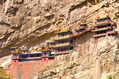 Shanxi Monastery Stock Photo