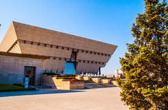 Shanxi new province museum Stock Photography
