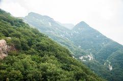 Shaolin kloster Royaltyfria Bilder