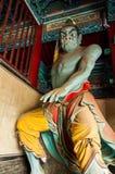 Shaolin kloster Royaltyfri Bild