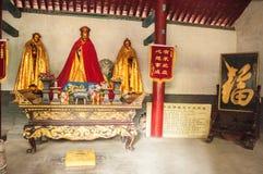 Shaolin kloster Arkivbild