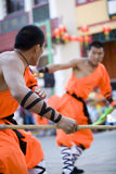 Shaolin Kung Fu 19 Stock Images