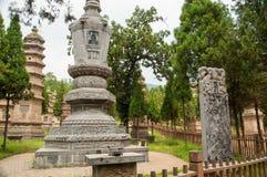 Shaolin monaster Zdjęcia Royalty Free