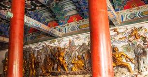 Shaolin Monastery stock image