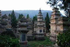 Shaolin tempel Arkivfoton