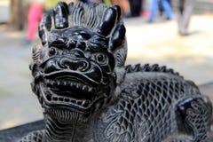 Shaolin tempel, födelseorten av Shaolin Kung Fu Arkivfoton
