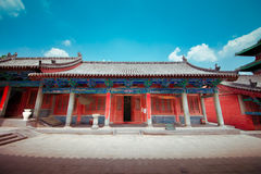 Shaolin Temple Китая Стоковое Фото