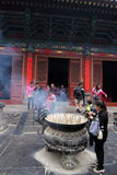 Shaolin Temple 07 Royalty Free Stock Photos
