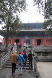 Shaolin Temple 01 Royalty Free Stock Images