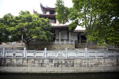 Shaolin Temple sul Foto de Stock Royalty Free